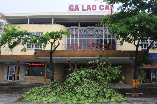 Photo gare Lao Cai