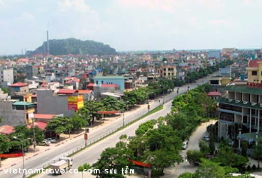 La ville de Ninh Binh