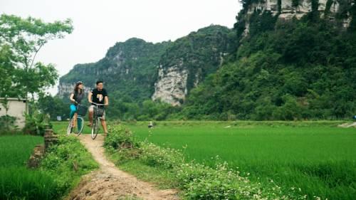 Ninh Binh - baie d'Halong terrestre-Balade à vélo de Tam Coc à Thung Nham, jardin aux oiseaux