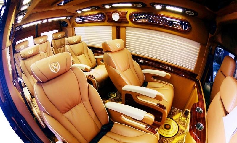 bus de luxe limousine Hanoi Ninh Binh2