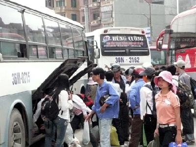 bus Hanoi Ninh BInh