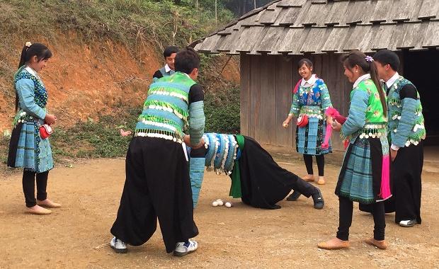 Les Hmong à Ha Giang