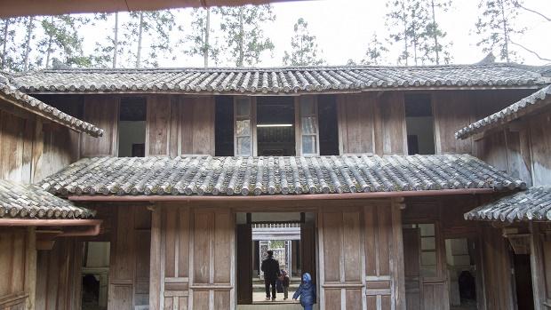 Le palais du rois Hmong à Ha Giang