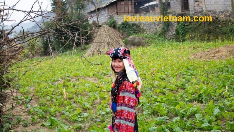 L'ethnie Lolo au Vietnam- Ha Giang- voyage au Vietnam01