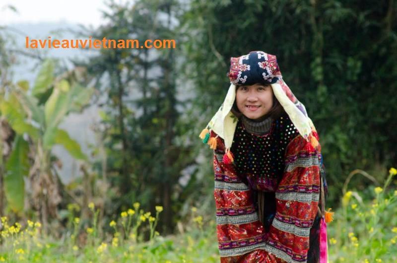 L'ethnie Lolo au Vietnam- Ha Giang- voyage au Vietnam17
