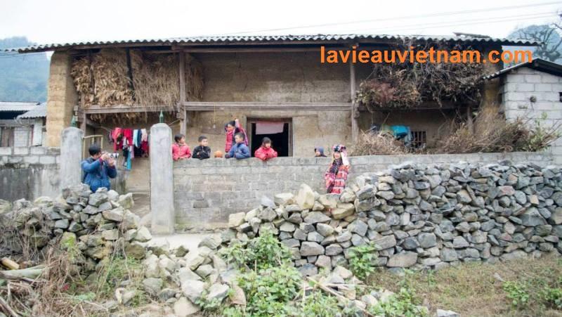 L'ethnie Lolo au Vietnam- Ha Giang- voyage au Vietnam