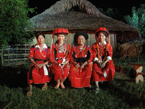 Les Co Lao à Ha Giang