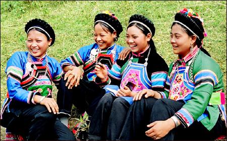 Le groupe ethnique de Phu La à Ha Giang