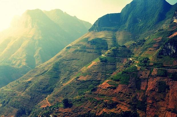 le col de Ma Pi Leng à Ha Giang