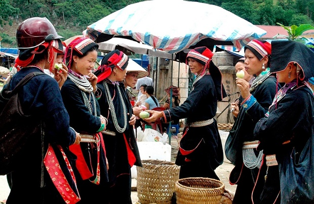 Les Dao à Ha Giang