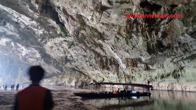 Grotte Puong, Ba Be Vietnam