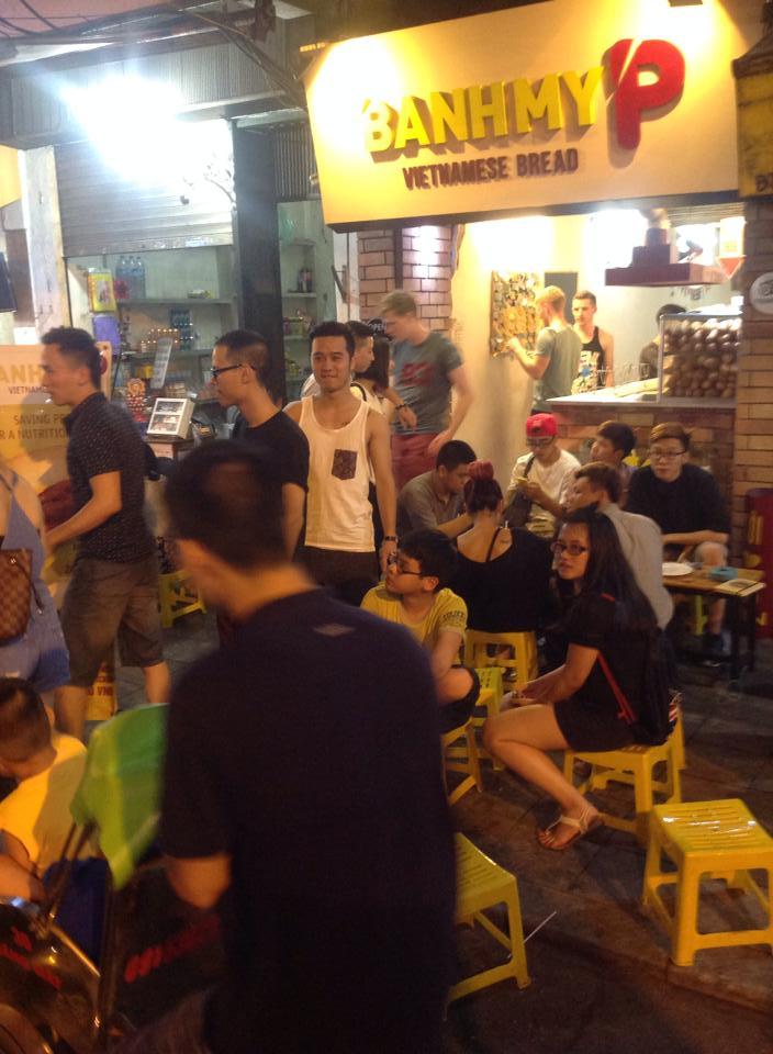 Le meilleur banh mi sanwich vietnamien a Hanoi3