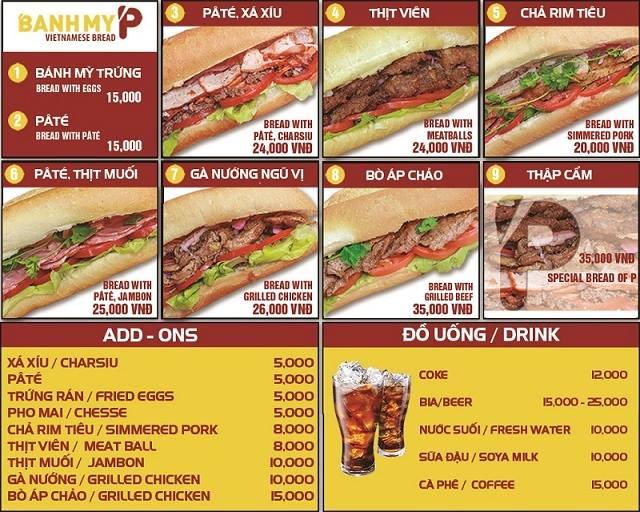 Le meilleur banh mi sanwich vietnamien a Hanoi8