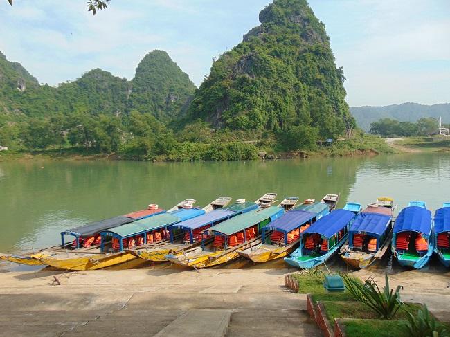 Le parc national de Phong Nha Ke Bang - que faire - grotte Phong Nha