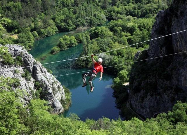 Le parc national de Phong Nha Ke Bang - que faire - Song Chay Hang Toi