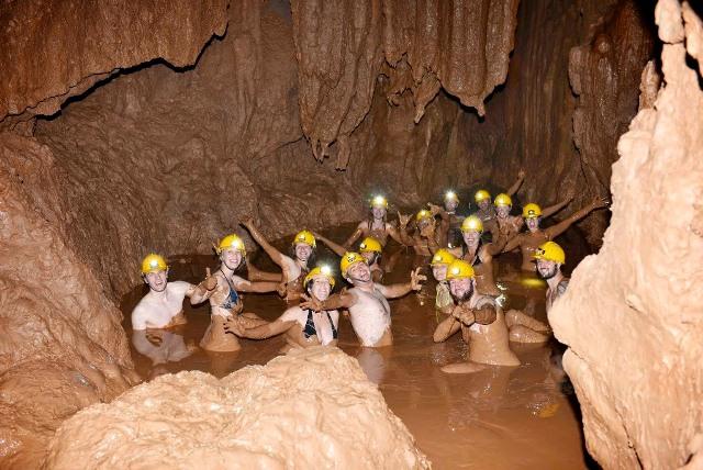 Le parc national de Phong Nha Ke Bang - que faire - Song Chay Hang Toi - bain de boue