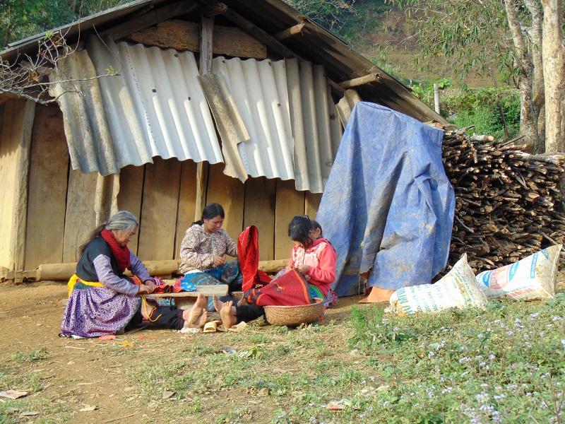 Les Hmongs au Vietnam