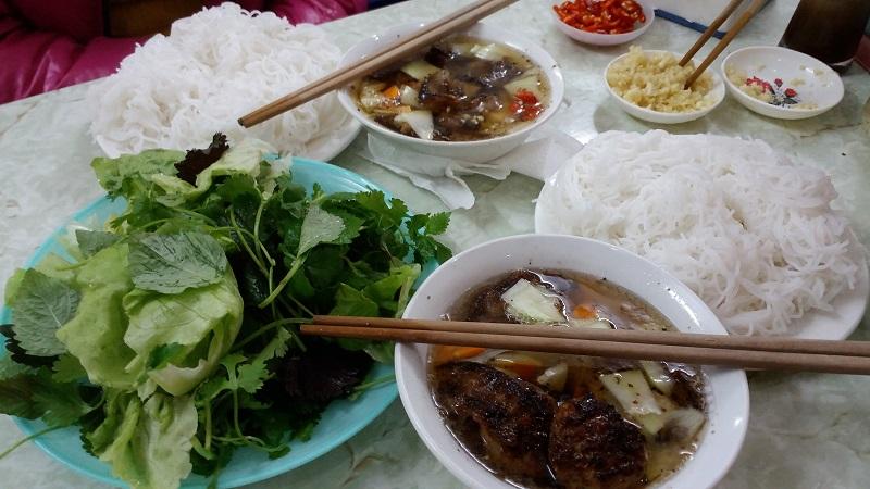 Bun cha Hanoi - les meilleures adresses pour les meilleurs Bun cha Hanoi