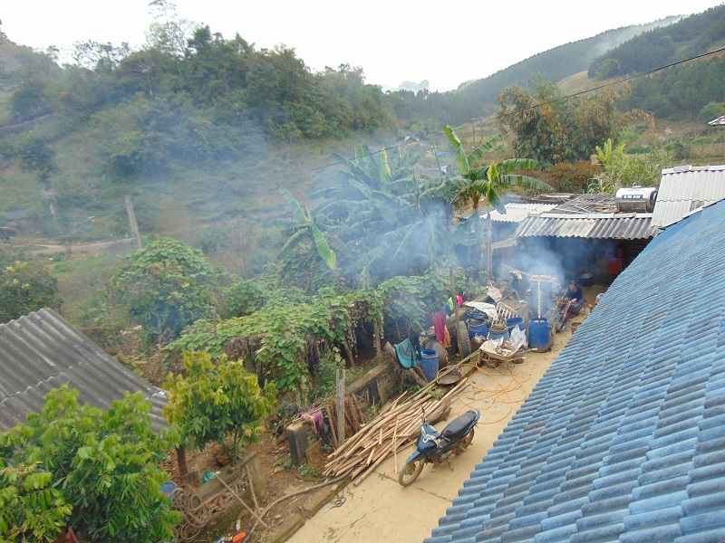 maison des Hmong