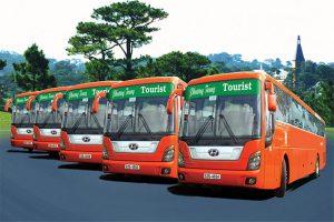reserver des bus au VIetnam