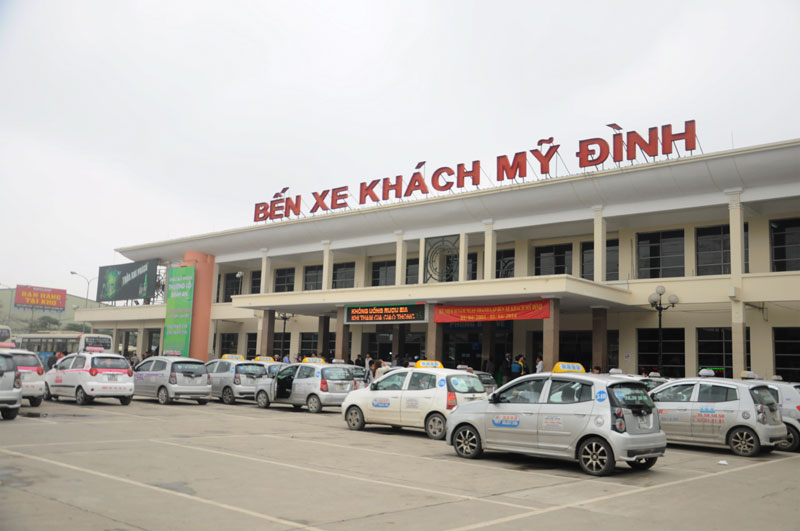 gare routiere de My Dinh