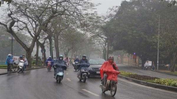climat vietnam-temps Hanoi en Mars