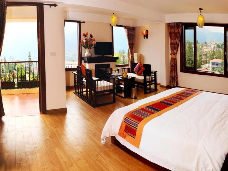 Sapa Elite hotel chambre