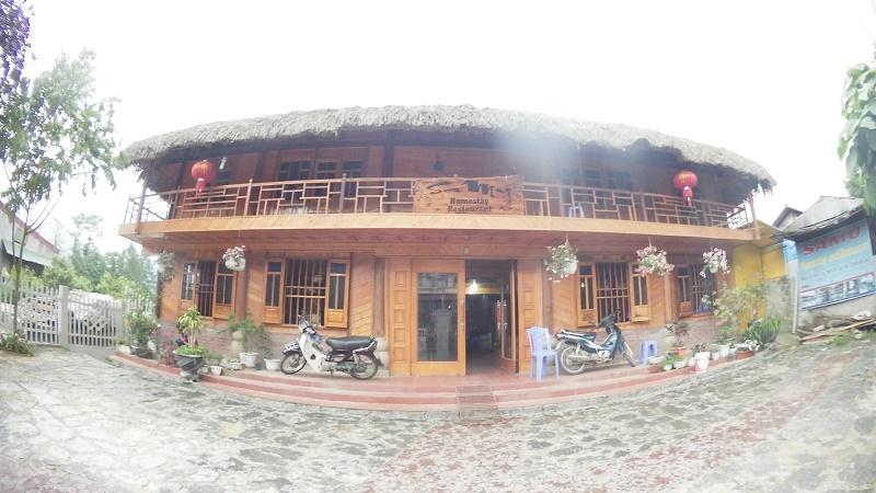 chez habitant Bac Ha - Samu guesthouse