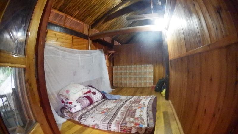 chez habitant Bac Ha ma chambre