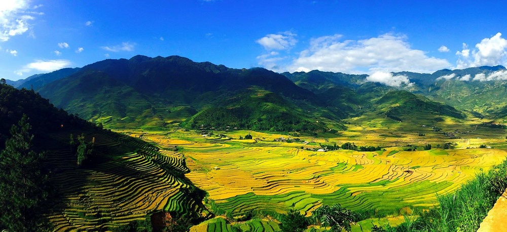 col Khau Pha Mu Cang Chai