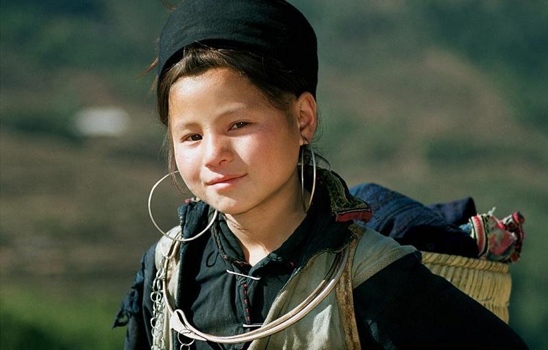 femme Hmong Sapa