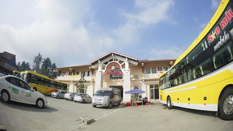 gare routiere de Sapa