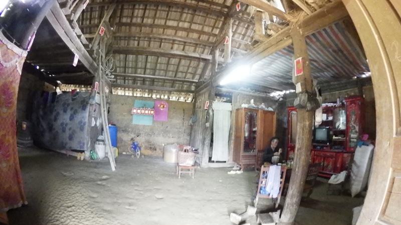 la maison des Hmong à Bac Ha12