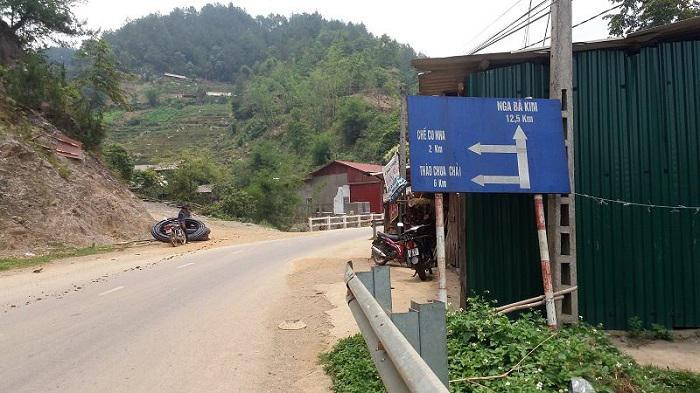 mon-voyage-Mu-Cang-Chai-panneau-indiquant-village-che-cu-nha4