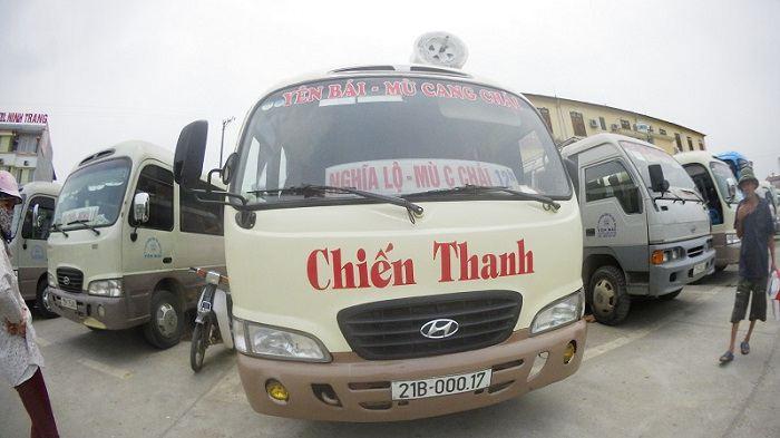 mon voyage mu cang chai-bus-Yen-Bai-Mu-Cang-Chai4