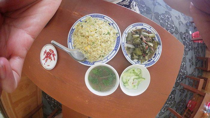 mon voyage mu cang chai-dejeuner5