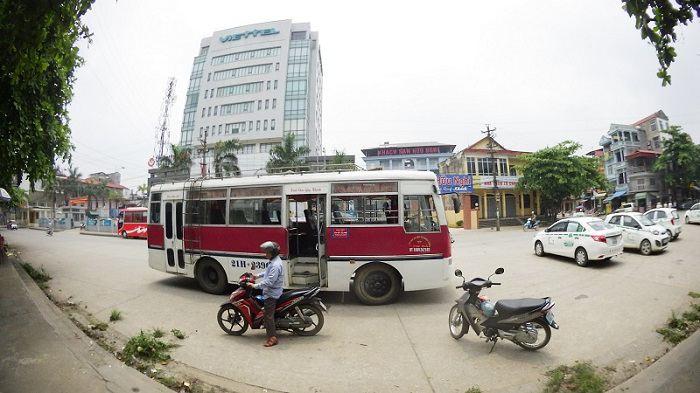 mon voyage mu cang chai-gare Yen Bai2