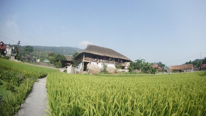 nuit chez habitant Ban Me Ha Giang
