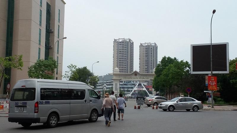 poste frontalier Vietnamo Chinois