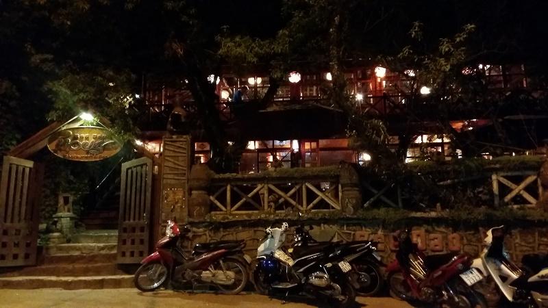 restaurant Red Dao à Sapa