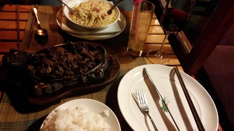 restaurant Red Dao Sapa 2