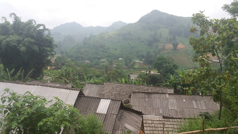 trekking village Bac Ha 4