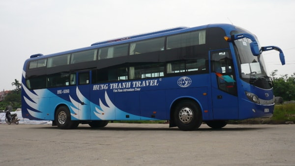 bus de la compagnie Hung Thanh