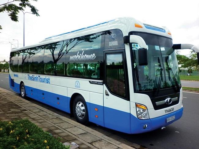 bus The Sinh Tourist