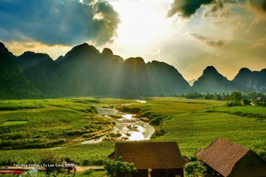 Le village de Tan Hoa, Quang BInh