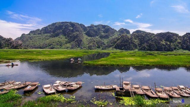 réserve naturelle de Van Long