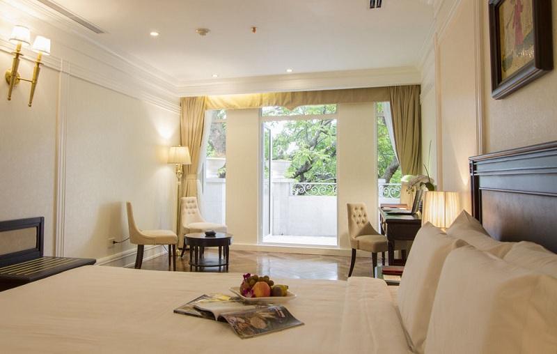 Hotel De Charme Hanoi