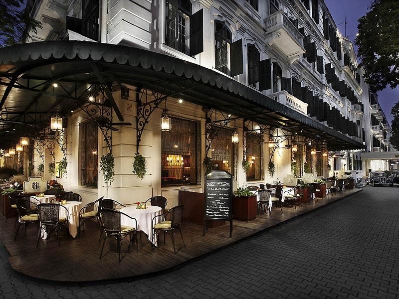 Cinq raisons pour lesquelles tout le monde aime l'hôtel Hanoi Sofitel Legend Metropole1-min