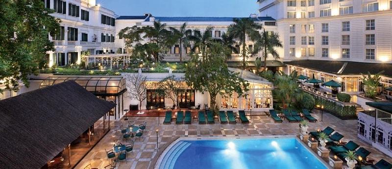 Top 5 des meilleurs hotels 5 etoiles Hanoi-hotel Sofitel-Legend-Metropole