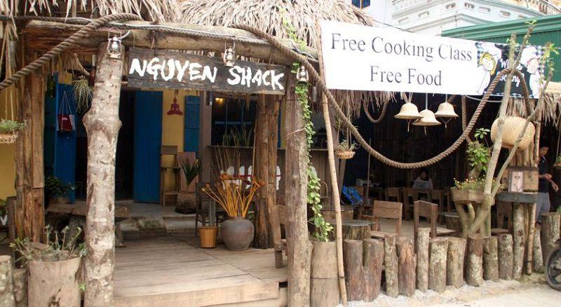 Les meilleurs choix d'hôtels dans le parc national de Phong Nha Ke Bang, localisation, prix, services-Nguyen-Shack-Phong-Nha1
